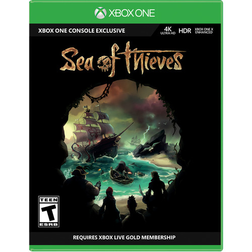 Microsoft Sea Of Thieves (Xbox One, Download)