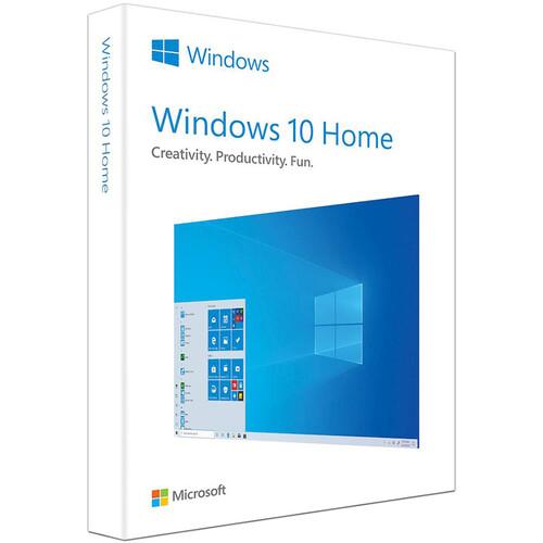 Microsoft Windows 10 Home (32/64-bit, USB Flash Drive)