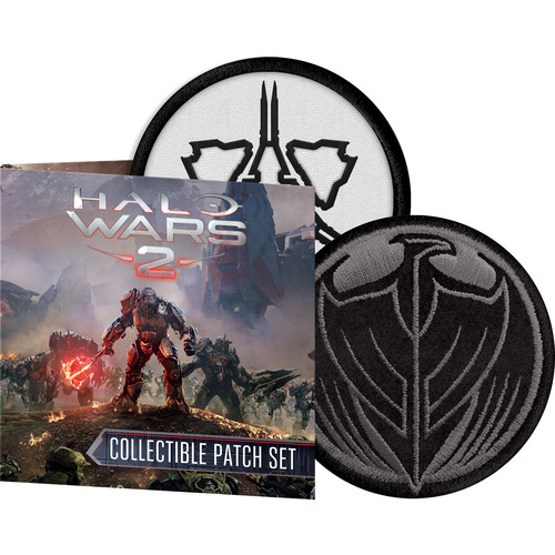 Microsoft Halo Wars 2 Collectible Patch Set