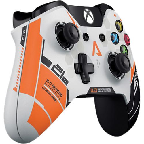 Microsoft Xbox One Titanfall Wireless Controller