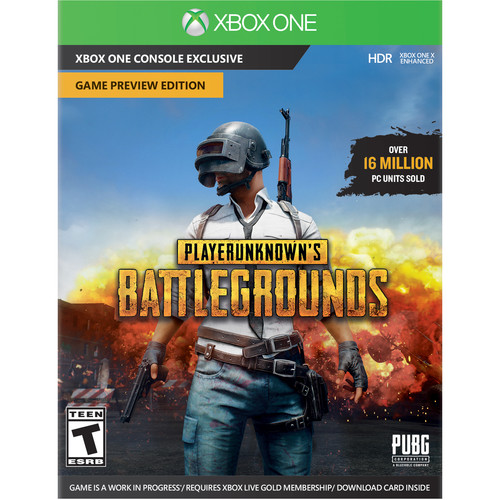 Microsoft PLAYERUNKNOWN'S BATTLEGROUNDS Game Preview Edition (Xbox One, Electronic Download)