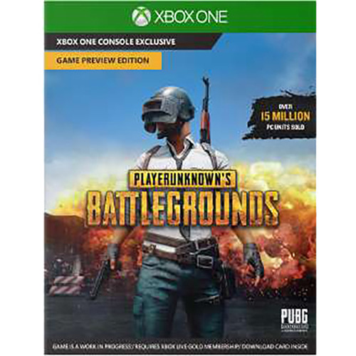 Microsoft PlayerUnknown's Battlegrounds Game Preview Edition (Xbox One)