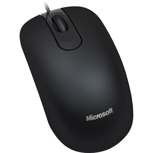 Microsoft Optical USB Mouse 200 (Black)