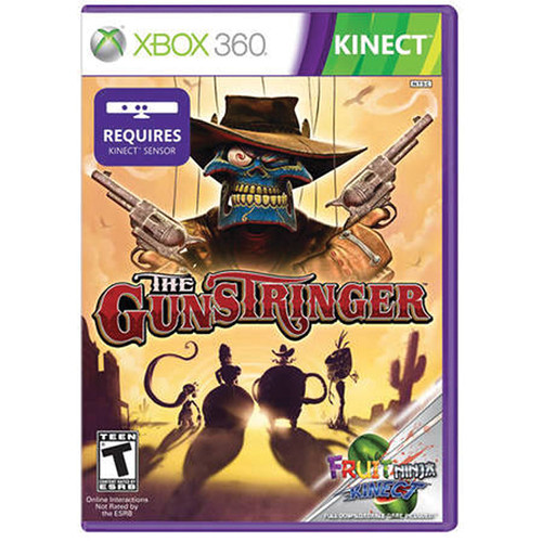 Microsoft The Gunstringer (Xbox 360)