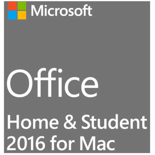 Microsoft Office Home And Student  For Mac Product Key