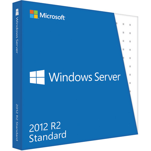 Microsoft Windows Server 2012 R2 Standard Edition