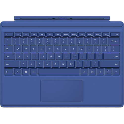 Microsoft Surface Pro / Pro 4 Type Cover (Blue )