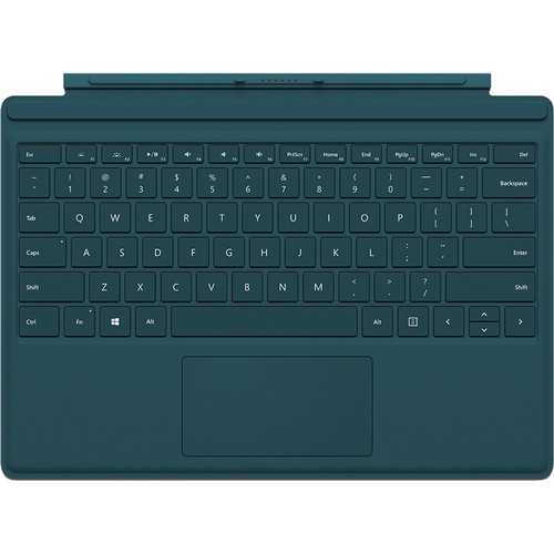 Microsoft Surface Pro / Pro 4 Type Cover (Teal )
