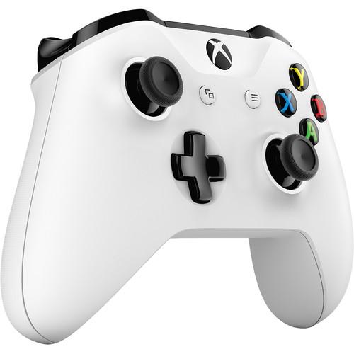 Microsoft Xbox One Wireless Controller (White)
