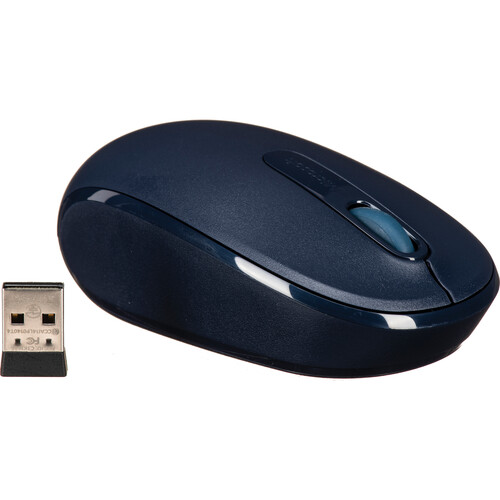 Microsoft Wireless Mouse 1850 (Wool Blue)