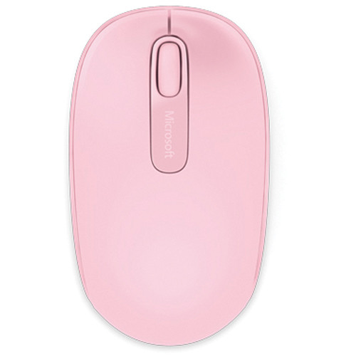 Microsoft Wireless Mouse 1850 (Light Orchid)
