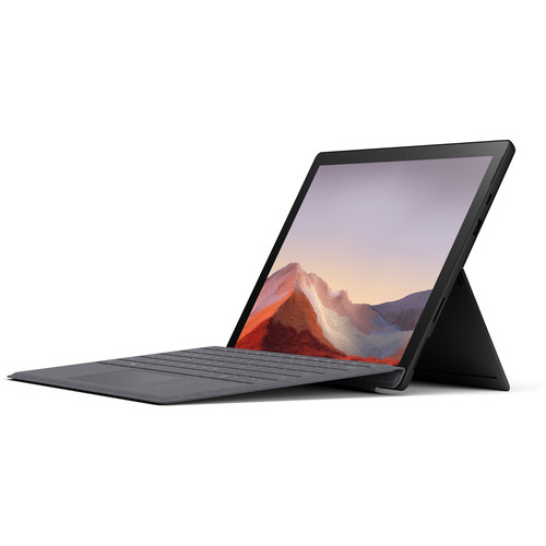 "Microsoft 12.3"" Multi-Touch Surface Pro 7 (Matte Black)"