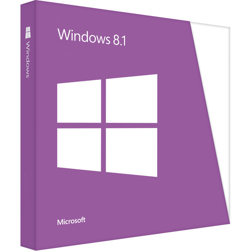 Microsoft Windows 8.1 64-bit & Parallels Desktop 11 for Mac Kit (DVD)
