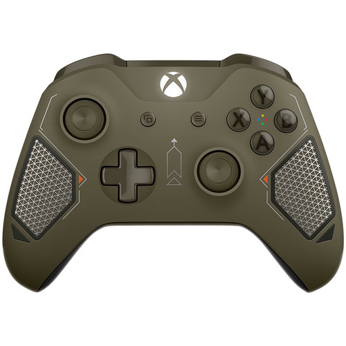 Microsoft Xbox One Wireless Controller (Combat Tech Special Edition)