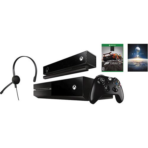 Microsoft Xbox One Forza Motorsport 5 Bundle with Destiny