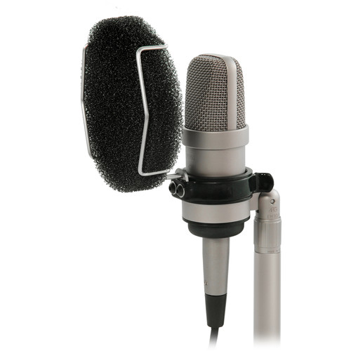 Microtech Gefell M 930 Studio Condenser Microphone (Nickel Matte)