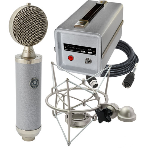 Microtech Gefell CMV 563 / M 7 S 90th Anniversary Large-Diaphragm Tube Condenser Microphone (Patina Gray)
