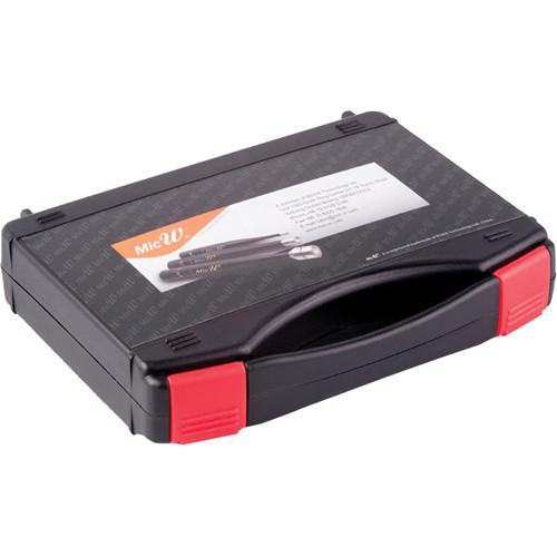 MicW Box for iShotgun Microphone (Black)