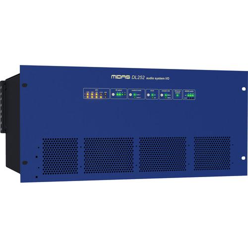 Midas DL252 - 16 x 48 Fixed Format I/O Unit