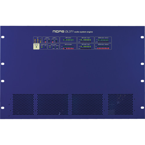 Midas DL371PRO6-01 Modular DSP Engine for the Midas PRO6 Digital Mixing Console