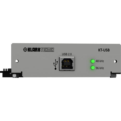 Klark Teknik KT-USB - USB 2.0 Network Module