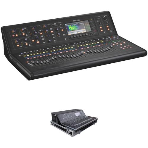 Midas M32 Live Console and Flight Case Kit