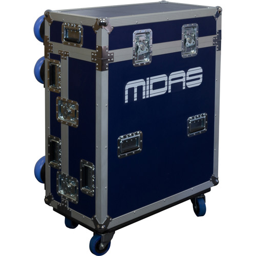 Midas Touring Grade Road Case for PRO1 Live Sound Digital Console