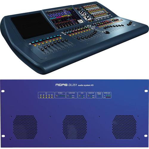 Midas PRO2 Install Bundle Live Sound Digital Console with Stagebox