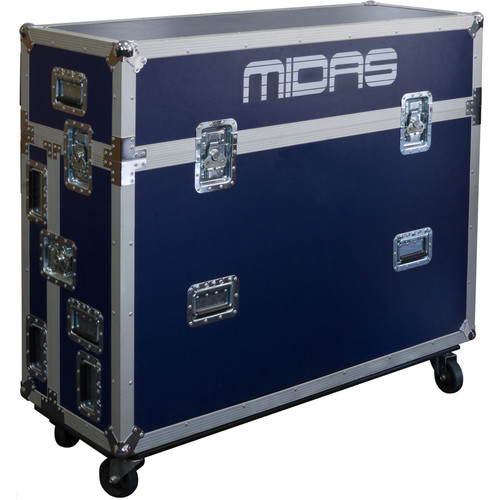 Midas Touring Grade Road Case for PRO2 Live Audio Mixing System