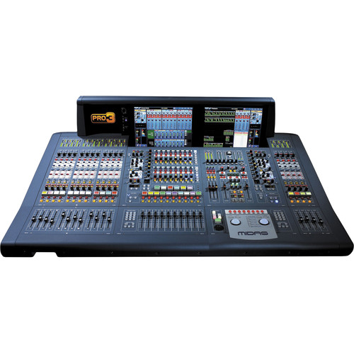 Midas PRO3 Live Audio Mixing System with 64 Input Channels (Installation Package)
