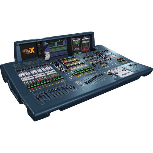 Midas Pro X Control Center Digital Audio Mixing System (Tour Package)