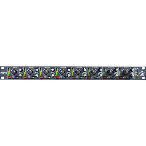 Midas XL48 - 8-Channel Microphone Preamp