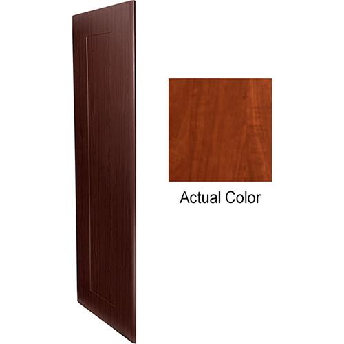 """Middle Atlantic Pair of Wood Side Panels for Slim 5-Series Equipment Rack (21 RU, 26"""" Deep, Auburn Stream)"""