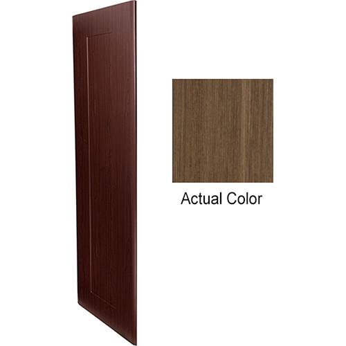 """Middle Atlantic Pair of Wood Side Panels for Slim 5-Series Equipment Rack (21 RU, 26"""" Deep, Belambra)"""
