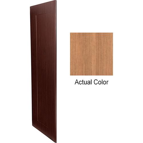 """Middle Atlantic Pair of Wood Side Panels for Slim 5-Series Equipment Rack (21 RU, 26"""" Deep, Fenelon)"""
