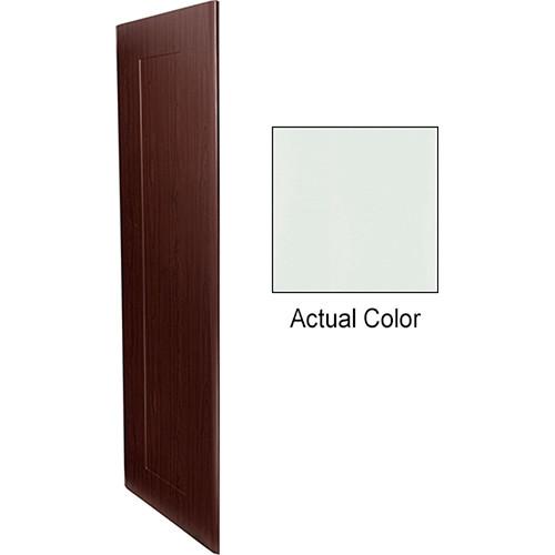 "Middle Atlantic Pair of Wood Side Panels for Slim 5-Series Equipment Rack (21 RU, 26"" Deep, Gray Ash)"