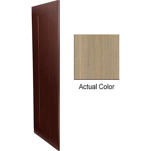 """Middle Atlantic Pair of Wood Side Panels for Slim 5-Series Equipment Rack (43 RU, 20"""" Deep, Ibis)"""