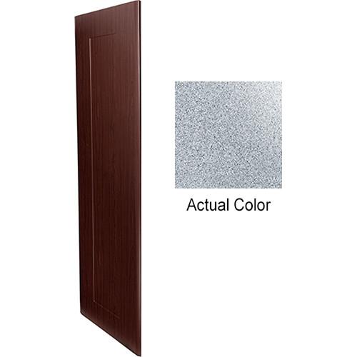 """Middle Atlantic Pair of Wood Side Panels for Slim 5-Series Equipment Rack (43 RU, 20"""" Deep, Pepperstone)"""
