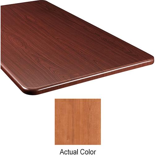 "Middle Atlantic Wood Top Panel for Slim 5-Series Equipment Rack (20"" Deep, Hazelnut Maple)"