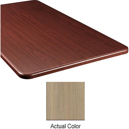 "Middle Atlantic Wood Top Panel for Slim 5-Series Equipment Rack (20"" Deep, Ibis)"