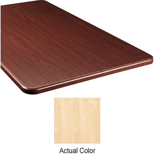 "Middle Atlantic Wood Top Panel for Slim 5-Series Equipment Rack (20"" Deep, Native Maple)"