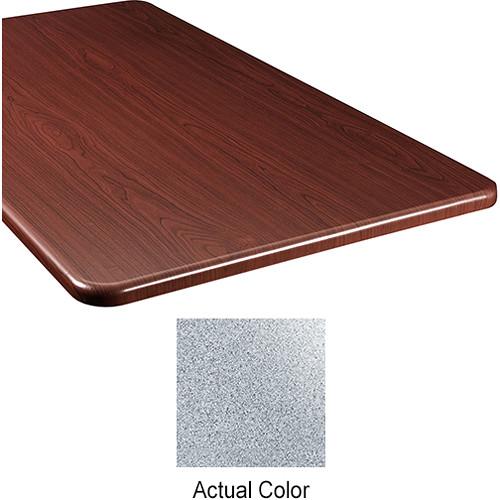 "Middle Atlantic Wood Top Panel for Slim 5-Series Equipment Rack (20"" Deep, Pepperstone)"