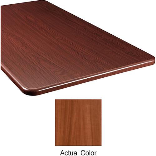 "Middle Atlantic Wood Top Panel for Slim 5-Series Equipment Rack (20"" Deep, Sequoia)"