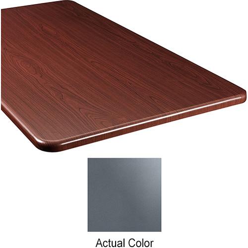 "Middle Atlantic Wood Top Panel for Slim 5-Series Equipment Rack (20"" Deep, Shark Gray)"