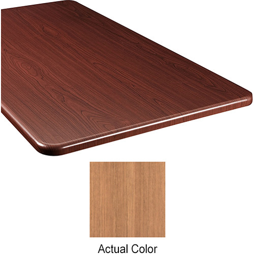 "Middle Atlantic Wood Top Panel for Slim 5-Series Equipment Rack (26"" Deep, Fenelon)"