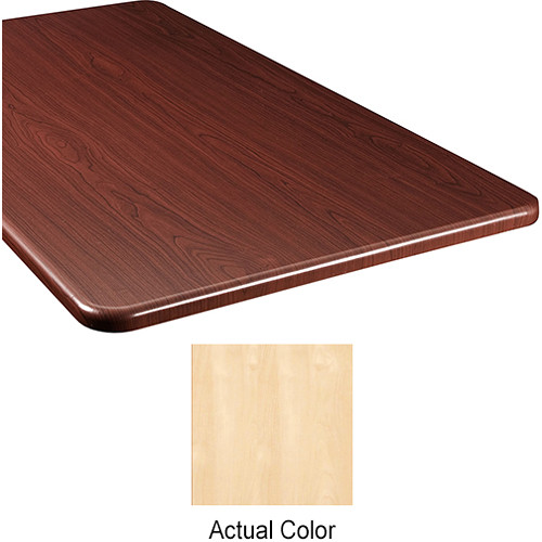 "Middle Atlantic Wood Top Panel for Slim 5-Series Equipment Rack (26"" Deep, Native Maple)"