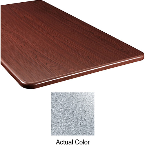 "Middle Atlantic Wood Top Panel for Slim 5-Series Equipment Rack (26"" Deep, Pepperstone)"