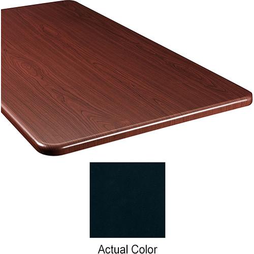 "Middle Atlantic Wood Top Panel for Slim 5-Series Equipment Rack (26"" Deep, Slate)"