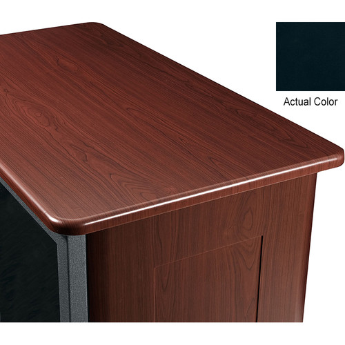 "Middle Atlantic Wood Top and 2 Side Panels Kit for Slim 5-Series Equipment Rack (14 RU, 20"" Deep, Slate)"