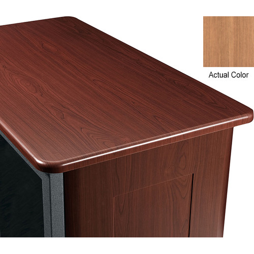 "Middle Atlantic Wood Top and 2 Side Panels Kit for Slim 5-Series Equipment Rack (21 RU, 26"" Deep, Fenelon)"